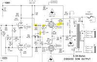 Zasilacz impulsowy do Wzmacniacza lampowego CRATE V50