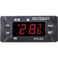 Jak sterować temperaturą - Termostat Voltcraft ETC-974