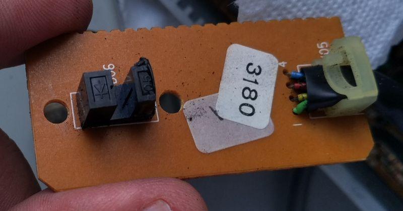 Elektrolux Assistent N21 - identyfikacja elementu