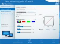 Dell inspiron 5559 zmiana kolorów lub barw wyświetlania ekranu.