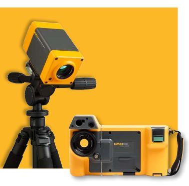 Kamery termowizyjne do zastosowań w zakresie badań i rozwoju od Fluke