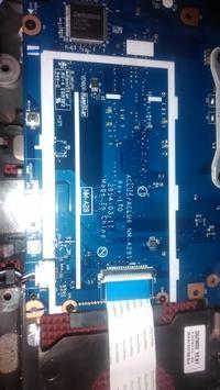 Lenovo g50-45 brak podświetlenia matrycy