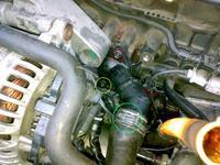 Wymiana rozrządu PASSAT b5 1,9tdi ginie płyn.
