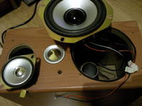 Głośniki wysokotonowe nie grają