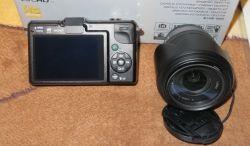 [Sprzedam] Panasonic Lumix DMC-GF2 obiektyw 14-42mm O.I.S + 128GB +Filtry +ETUI