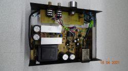 Class A headphone amplifier