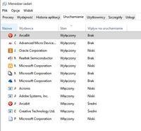 Windows 10 64bit - długie uruchamianie systemu