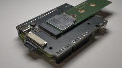 """Piunora - """"Raspberry Pi"""" w formacie Arduino z M.2 PCIe"""