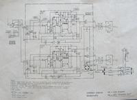 Unitra WG-415 Lux Schemat