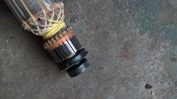 - Szlifierka Bosch GWS 14-125CE - problem z łożyskiem