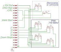 Spawarka TIG ESS 211DTG - jak zrobić zdalne sterowanie?
