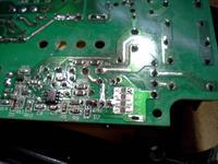 Pirotec/pam/5-1/smart - Zidentyfikowanie spalonych elementów SMD - ładowarka 12V