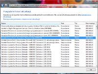 VISTA - Windows Update i brak możliwości instalacji SP1.