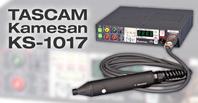 Tascam Kamesan KS-1017 manual EN