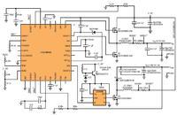 Podnoszenie napięcia z 12V do 140V dzięki zaledwie jednemu układowi scalonemu