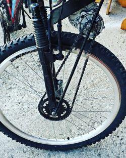 Przeróbka roweru na elektryczny