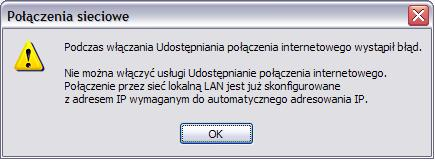 Udost�pnianie Internetu. Windows XP i Windows 7.