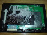 Lark Freebird 43.1 Uszkodzone złącze LCD