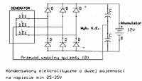 Regulator ładowania akumulatorów 12V/24V