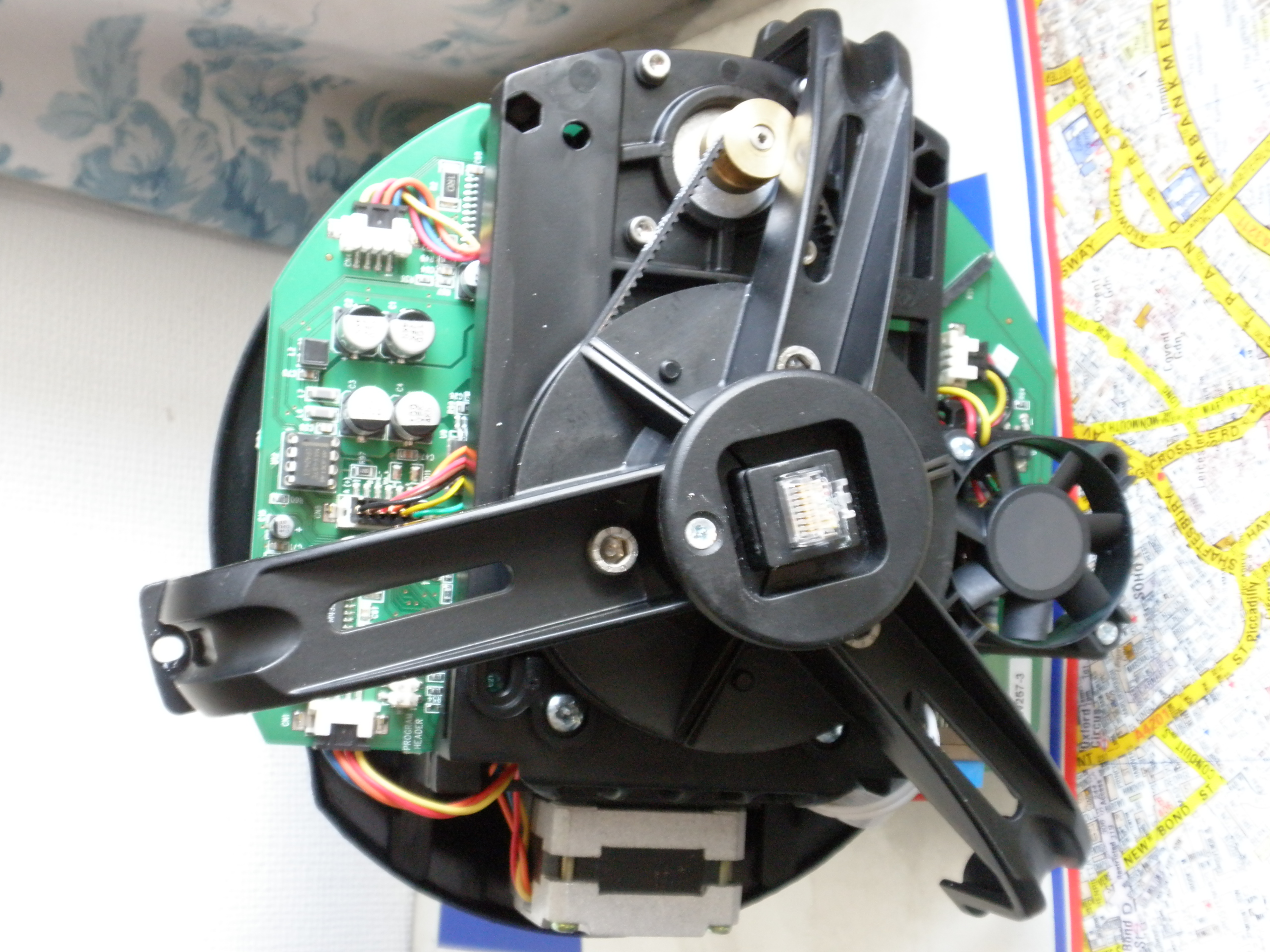 kamera ptz solaris d07-rxe pod��czenie