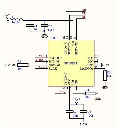 Prosty schemat elektryzatora