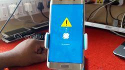 """Galaxy S6 Edge+ """"No command"""""""