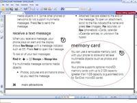 Motorola W510 nie widzi karty SanDisk microSDHC 8GB Class 4