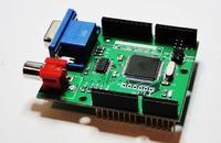 VGADuino - karta graficzna dla Arduino (Kickstarter)