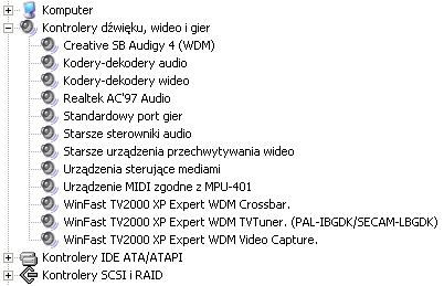 ASUS NVIDIA WDM AV CROSSBAR TREIBER WINDOWS XP