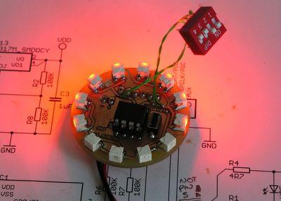Latarnia morska z diod LED