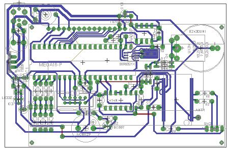 System pomiaru temperatury z transmisją danych po Bluetooth