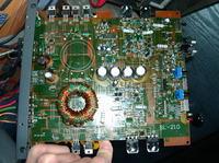 Wzmacniacz samochodowy SOLING SL 210 nie działa