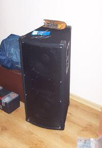 Nadstawki bi-amp 2xCELESTION TF1020+ SELENIUM D220Ti
