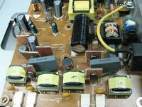 Benq Q7T4 (FP71G+) - brak podświetlenia matrycy