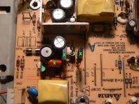 LG Flatron L1510S ADP-30EP - gaśnie po chwili