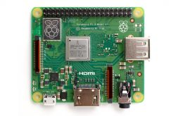 Raspberry pi 3 A+ bare metal - mini uart