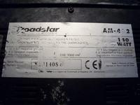 roadstar - wzmacniacz samochodowy 140 watt schemat