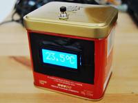 Wprawki na ATTiny13, czyli termometr DS1820 + LCD 1x6