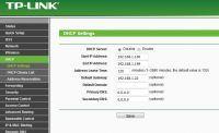 Wieszający się router TP-LINK