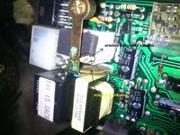 Alarm motocyklowy Partol Line HPS 444 -awaria - może czujnik wstrząsowy