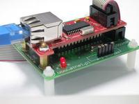 Mały AVR do kontroli komputerów w SIECI (WakeOnLan itp)