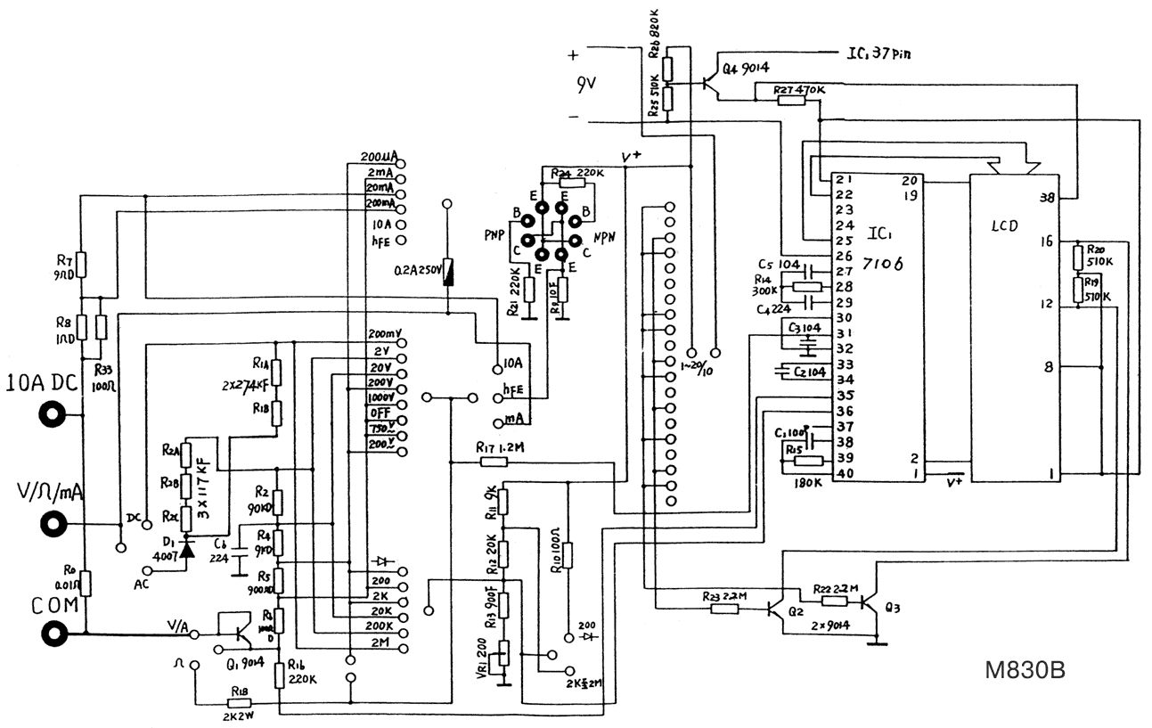 dob�r rezystora pomiarowego dla modu�u miliamperomierza AVT2270