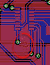 Choinka elektroniczna - 2x ATmega,IR, krokowiec, 3x 74HC595