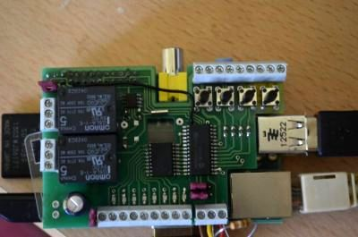 PP Interface do Raspberry Pi