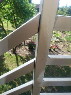 Czym poprawić spawanie w schodach z cienkościennych i ocynkowanych profili?