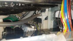 Electrolux ESL67040R-wymiana hydrostatu, brak możliwości resetu, ciągły błąd i20