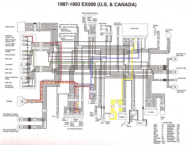 [DIAGRAM] 03 Kawasaki 636 Wiring Diagram FULL Version HD ...