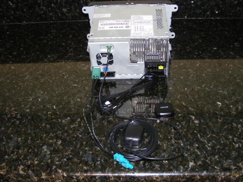 RNS 510 gubi fale radiowe