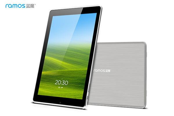 """Ramos K100 - 10,1"""" tablet z 8-rdzeniowym procesorem i modemem HSPA+"""