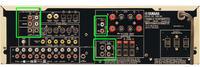 Yamaha dsp-A5 i SONY dav-s800 -